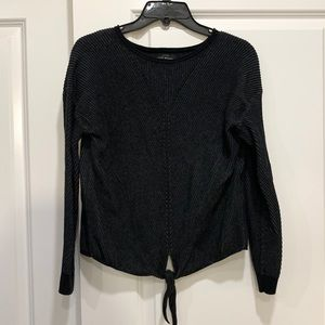 Lucky Brandy Charcoal Sweater